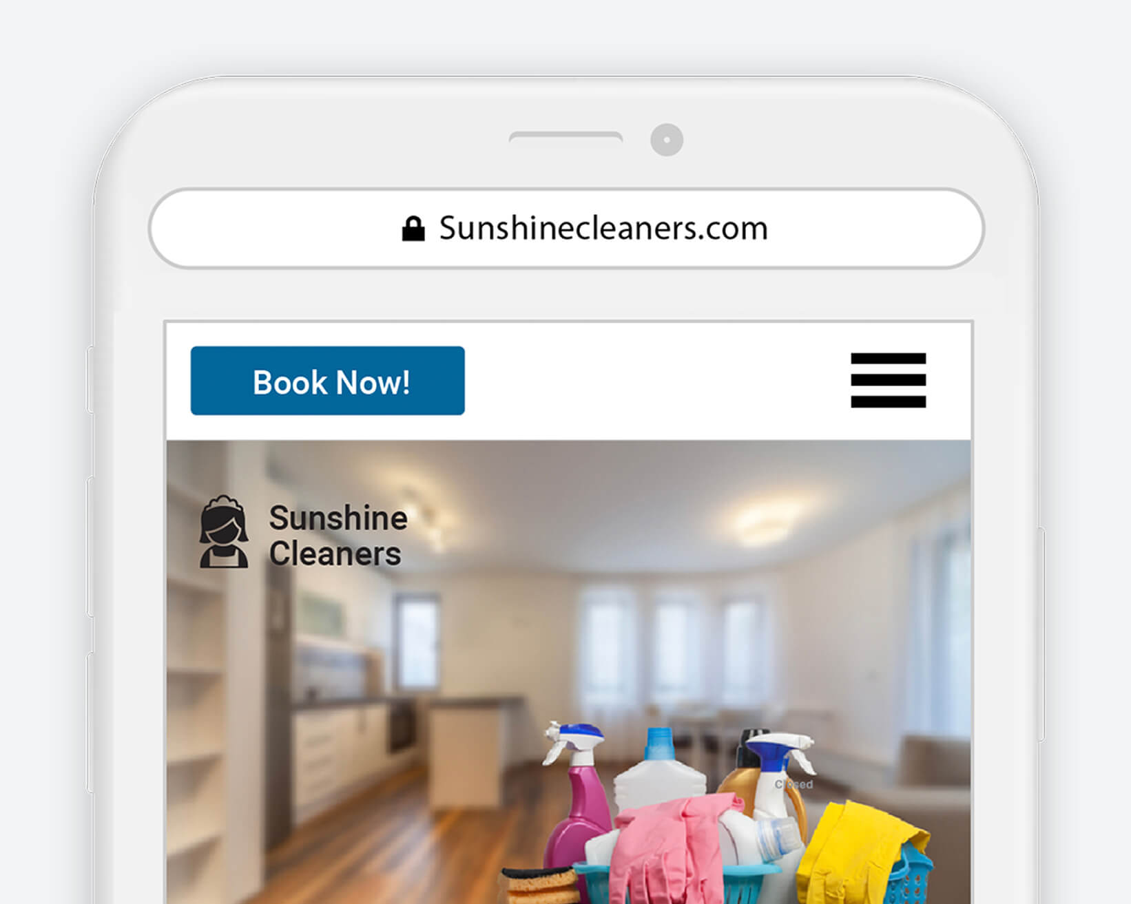 Online booking image